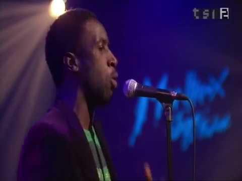 Saul Williams - live Montreux 2005