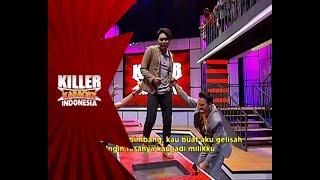 Meski Victor takut dengan Belut, jalanin aja shay! - Killer Karaoke Indonesia