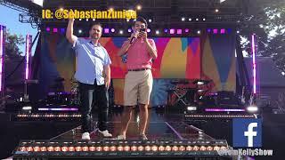 Good Morning American Idol: Sebastian Zuniga