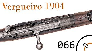 Small Arms of WWI Primer 066: Portuguese Vergueiro