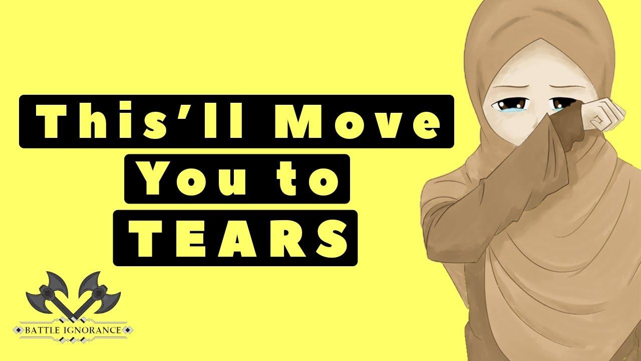 Incredible & Emotional Convert Story to Islam - Nouman Ali Khan - Animated