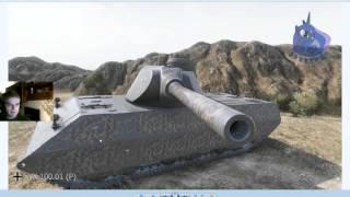 "VK 100.01 ""Mammut"" - in Betracht - World of Tanks"