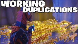 *INSANE* WORKING DUPLICATION GLITCHES !! Out Now Fortnite Save The World REAL OR FAKE!?!