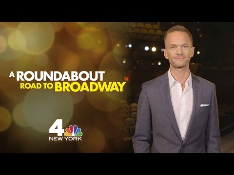 A Roundabout Road to Broadway - starring Neil Patrick Harris