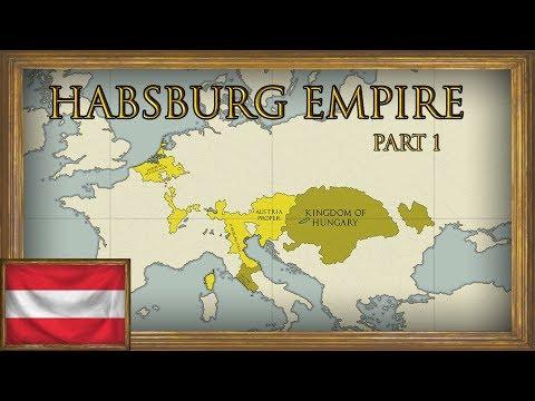 EU4 - Timelapse - MEIOU and Taxes 2.0 - Habsburg Austria [1/2]