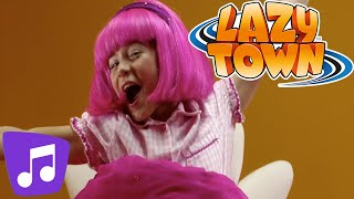 Boogie Woogie Boo Music Video | LazyTown