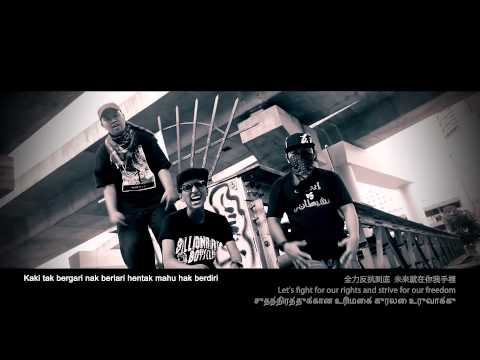 WAKE UP! Malaysian Rapper United Namewee  Ashtaka _ 5Forty2)