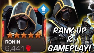 5 Star Ronin (Avengers Endgame) Rank Up & Gameplay! - Marvel Contest of Champions