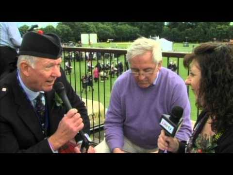 European Pipe Band Championships 2012 Part 1