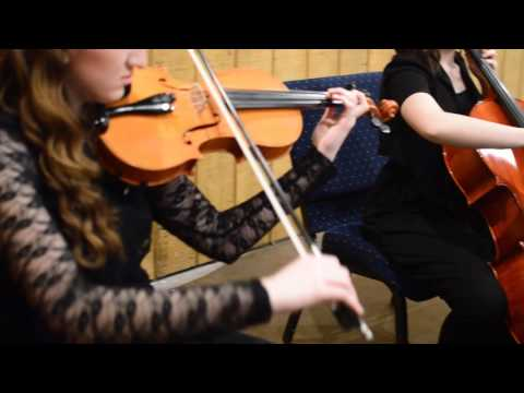 Theme From Brahms' First Symphony - Centerville String Quartet