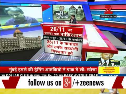 Tariq Khosa admits 26/11 Mumbai attacks were planned and launched from Pakistan