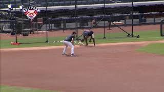 MLB Tonight: Infield Drills