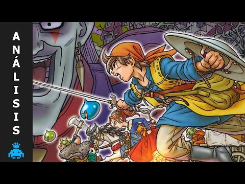 Análisis Dragon Quest VIII: El Periplo del Rey Maldito - N3DS