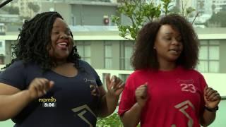 "Gambar cover Joyous Celebrations Perform ""O Lefika (the rock)"""