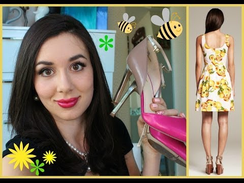 Collective Summer Haul: Club Monaco, DVF, Anthropologie And Shoes!