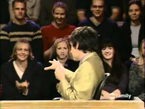 Jeff Davis Adorable Moments: Whose Line - Pt. 1