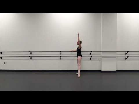 Makenna Ferre Ballet Hawaii Summer Intensive Video Audition 2018