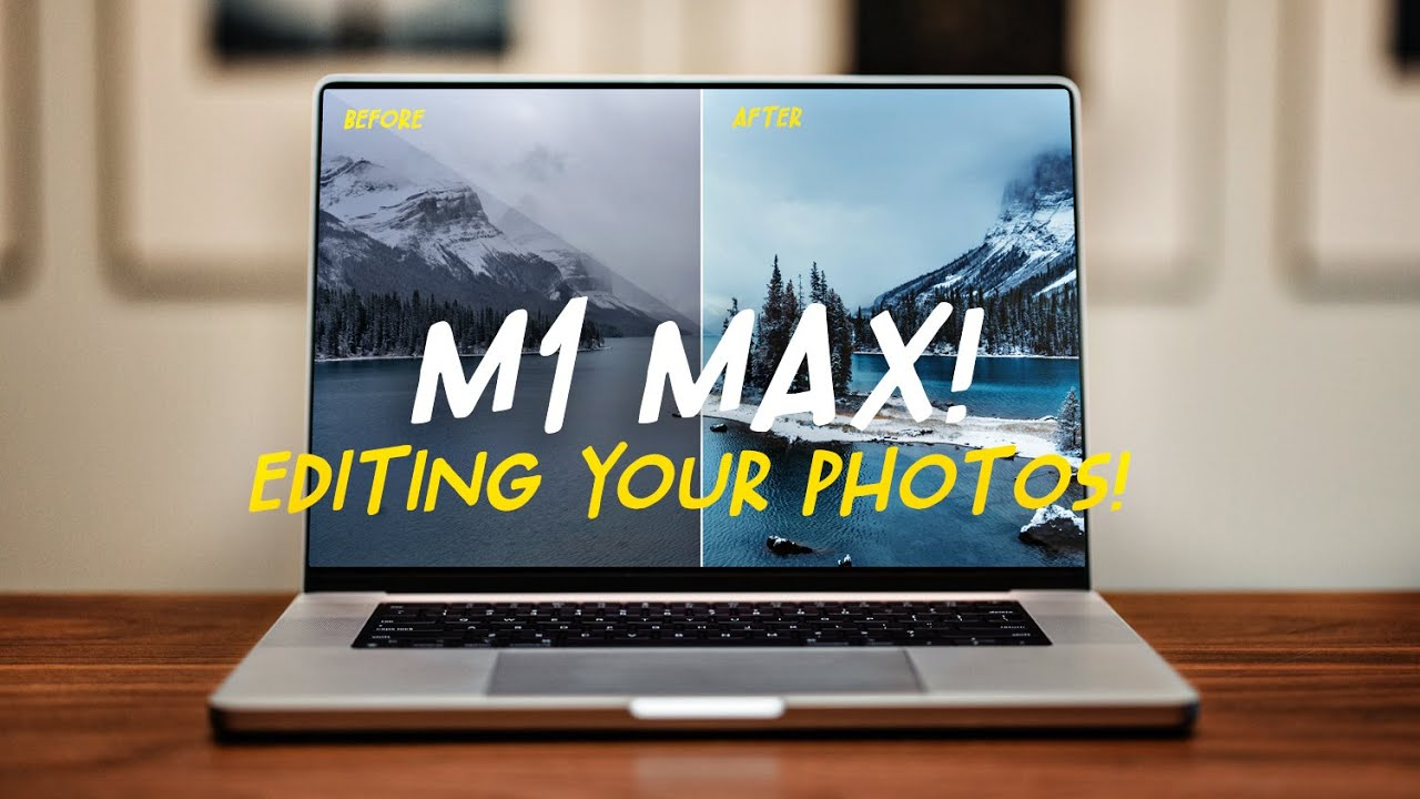 M1 Max MacBook Pro Unboxing & Stress Test! - Editing YOUR Photos!