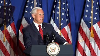 Pence launches 'Latinos for Trump' coalition