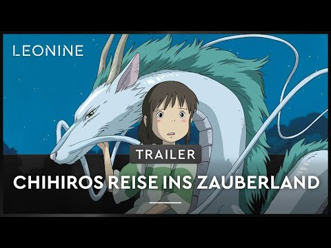 Chihiros Reise ins Zauberland - Trailer (deutsch/german)