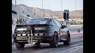 Racing Action Street2Track Drag Racing Nationals @ Las Vegas Speedway 2015