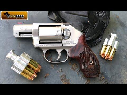 Kimber K6s DCR 357 Magnum Revolver Review