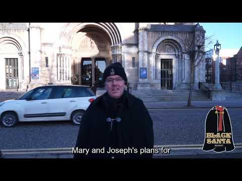 Belfast Black Santa - Daily Blog - Day 4 20/12/2020