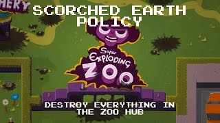 Super Exploding Zoo! - Scorched Earth Policy Trophy Guide