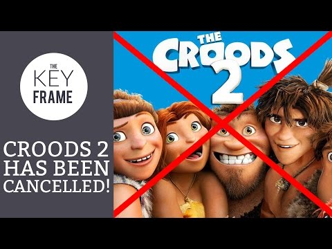 The Croods 2 Is CANCELLED! | The Key Frame #086