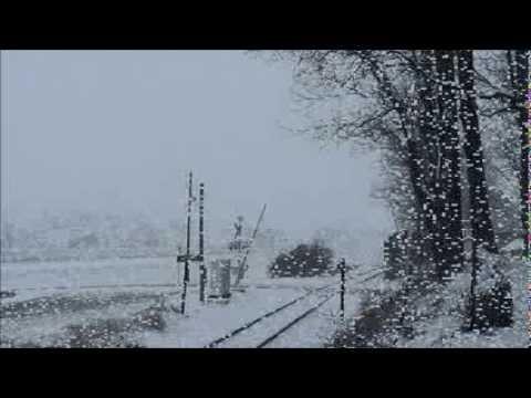 Strasburg 90 in the snow December 8, 2013