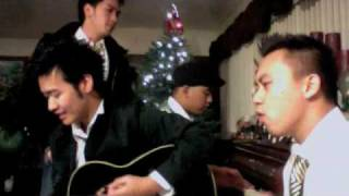 All I Want Is You this Christmas nsync cover
