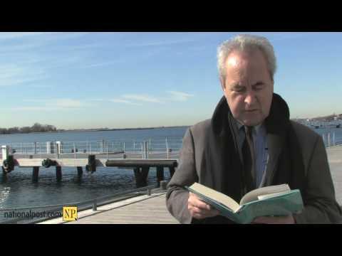 Arts & Life:  Reading with John Banville