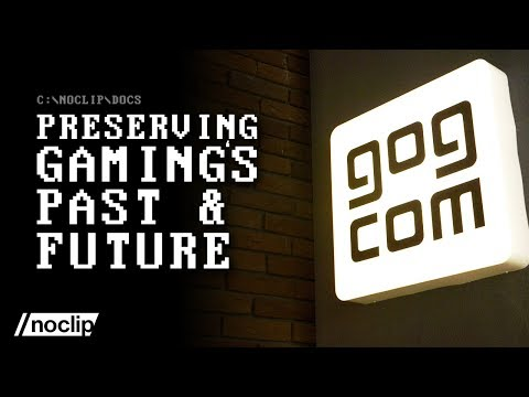 GOG: Preserving Gaming's Past & Future