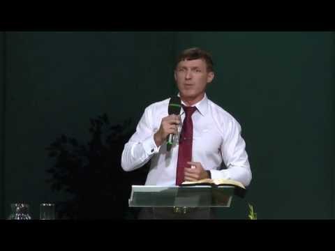 """Проповедь """"Покаяние"""" - Киссер В.В."""