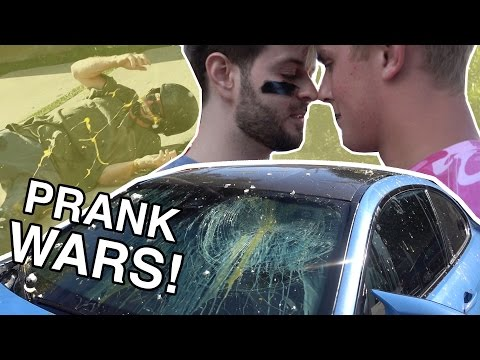 Thumbnail: JAKE PAUL BROKE MY CAR! *PRANK WARS*