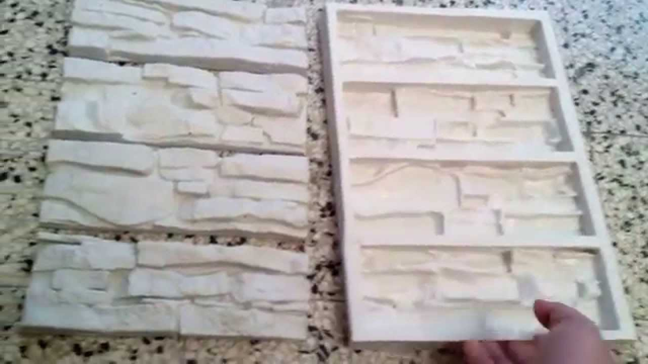 Stampo mod arizona rivestimento pietra pietrastampata