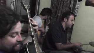 Uncle Meat, Cover De Fran Zappa, Pato Lukas, Neil Valderrama Y Claudio Valderrama Jugando A Tocar