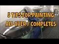 PPG paint  5 AMAZING TIPS ON PAINTING A COMPLETE