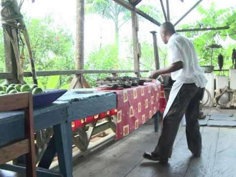 Le destin des plantations en ruine de Sao Tome