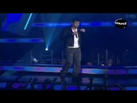 (HQ)Enrique Iglesias   Donde Estan Corazon LIVE   Billboard Latino Carrvez