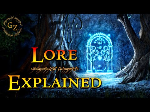 The Mines of Moria - Lord of the Rings Lore
