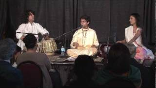 Akhil Jobanputra - Indian Classical Music - Vancouver Celebrates Diwali 2011