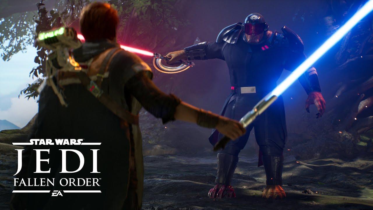 Star Wars Jedi: Fallen Order – Trailer de lançamento