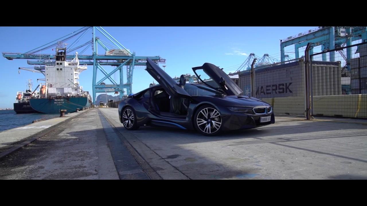 BMW i8 обзор и тест драйв