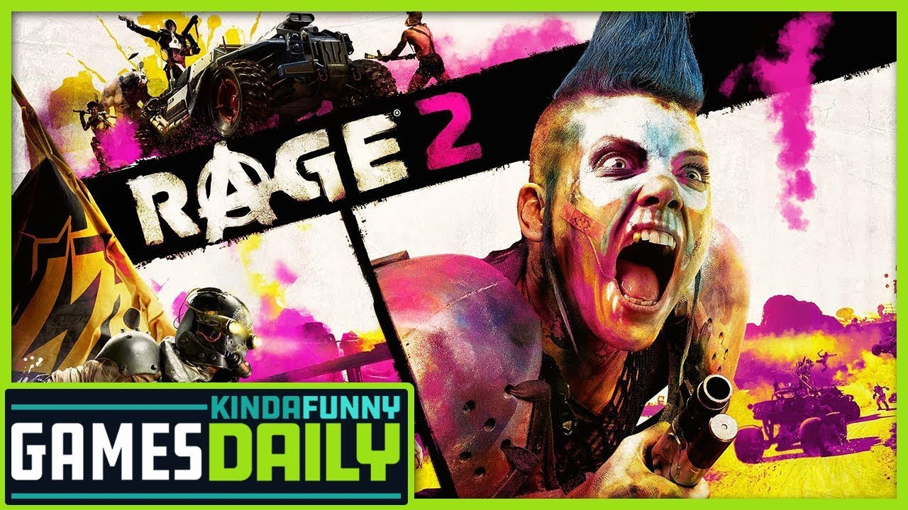 Rage 2 is down to 35 for today only on console