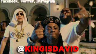 Rick Ross Ft Gunplay, French Montana, Yo Gotti & Lil Wayne (FULL LYRICS) - Hold Me Back (remix)
