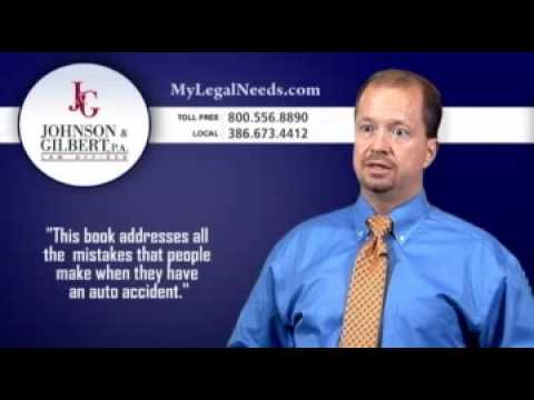 Florida Accident attorney, Frank Johnson, has written ...