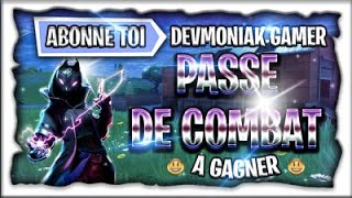 [LIVE FR] FORTNITE DEFENSING CONCOURS FOR WIN THE SAISON COMBAT PAS1 10 BIG GAME ABONNES !!!!