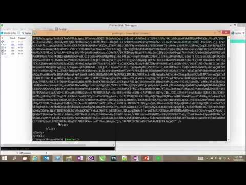 04 - Mobile Web Application Development - Creating the Backend