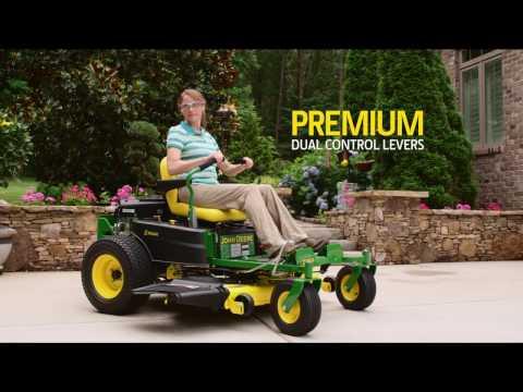 Z345R ZTrak™ Mower with 42-in  Deck - New Z300 Series